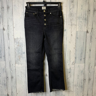 Primary Photo - BRAND: J CREW STYLE: JEANS COLOR: BLACK SIZE: 4 SKU: 176-176140-2138