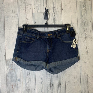 Primary Photo - BRAND: H&M STYLE: SHORTS COLOR: DENIM SIZE: 8 SKU: 176-176121-25942