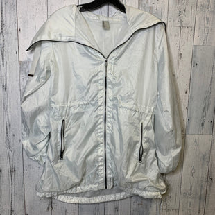Primary Photo - BRAND: MONDETTA STYLE: ATHLETIC JACKET COLOR: WHITE SIZE: S SKU: 176-176122-20815