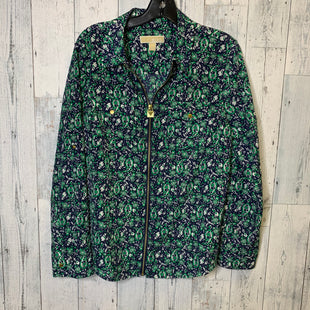 Primary Photo - BRAND: MICHAEL BY MICHAEL KORS STYLE: JACKET OUTDOOR COLOR: BLUE GREEN SIZE: L SKU: 176-176134-3857