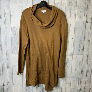 Primary Photo - BRAND: J JILL STYLE: TOP LONG SLEEVE COLOR: BROWN SIZE: L SKU: 176-176114-34516