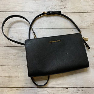 Primary Photo - BRAND: MICHAEL KORS STYLE: HANDBAG DESIGNER COLOR: BLACK SIZE: SMALL OTHER INFO: AS IS SKU: 176-176134-4429