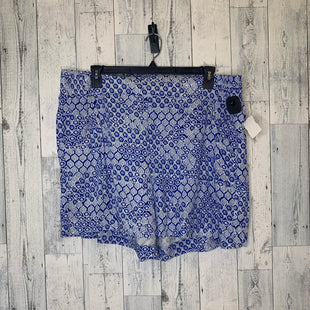 Primary Photo - BRAND: LANE BRYANT STYLE: SHORTS COLOR: BLUE SIZE: 2X SKU: 176-176143-2142