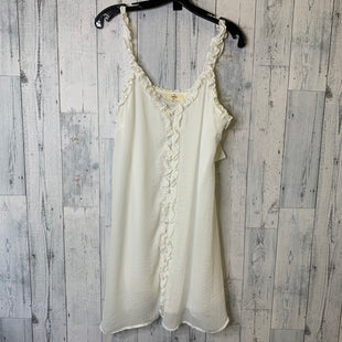 Primary Photo - BRAND: ENTRO STYLE: DRESS SHORT SLEEVELESS COLOR: WHITE SIZE: S SKU: 176-176150-3925