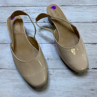 Primary Photo - BRAND: ME TOO STYLE: SHOES FLATS COLOR: CREAM SIZE: 8 SKU: 176-17684-42379