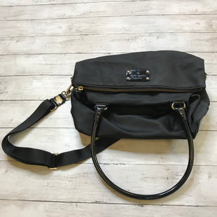 Primary Photo - BRAND: KATE SPADE STYLE: HANDBAG DESIGNER COLOR: BLACK SIZE: MEDIUM SKU: 176-176150-2084