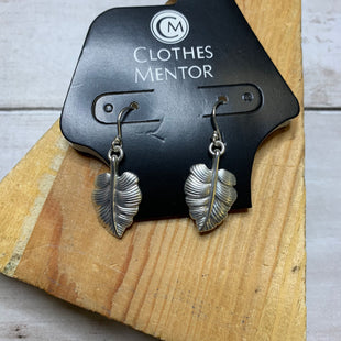 Primary Photo - BRAND: LUCKY BRAND STYLE: EARRINGS COLOR: SILVER SKU: 176-176121-22260
