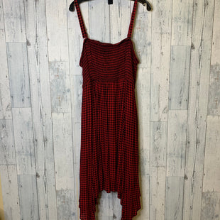 Primary Photo - BRAND: TORRID STYLE: DRESS SHORT SLEEVELESS COLOR: RED SIZE: 3X OTHER INFO: 3 SKU: 176-17684-47298