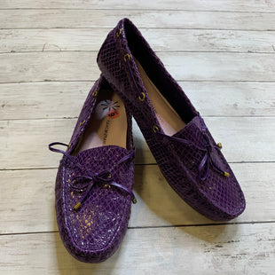 Primary Photo - BRAND: ISAAC MIZRAHI LIVE QVC STYLE: SHOES FLATS COLOR: PURPLE SIZE: 9 SKU: 176-176121-22638