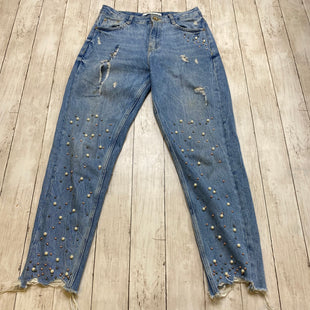Primary Photo - BRAND: ZARA BASIC STYLE: JEANS COLOR: DENIM SIZE: 4 SKU: 176-17684-47981