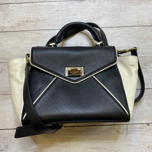 Primary Photo - BRAND: KATE SPADE STYLE: HANDBAG DESIGNER COLOR: BLACK SIZE: SMALL SKU: 176-17684-43022