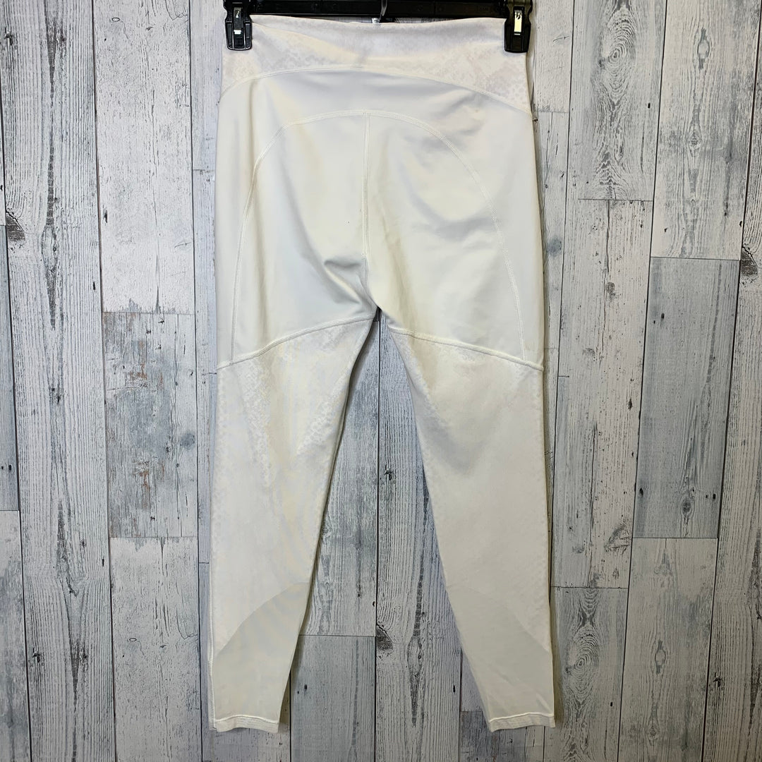 Photo #1 - BRAND: ATHLETA <BR>STYLE: ATHLETIC PANTS <BR>COLOR: WHITE <BR>SIZE: S <BR>SKU: 176-176122-20569