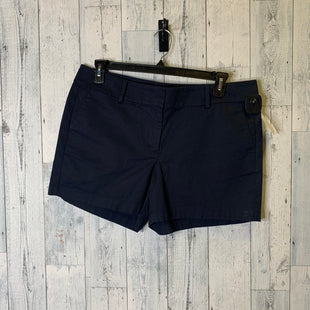 Primary Photo - BRAND: ANN TAYLOR STYLE: SHORTS COLOR: NAVY SIZE: 14 SKU: 176-176134-3711