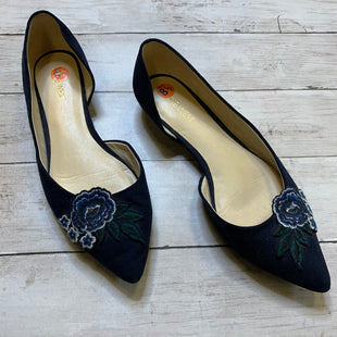 Primary Photo - BRAND: NINE WEST SHOES STYLE: SHOES FLATS COLOR: NAVY SIZE: 8.5 SKU: 176-17684-41911