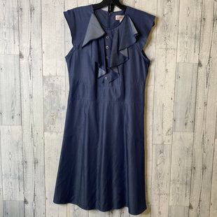 Primary Photo - BRAND: NANETTE LEPORE STYLE: DRESS SHORT SLEEVELESS COLOR: BLUE SIZE: M SKU: 176-176146-466