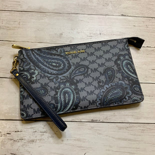 Primary Photo - BRAND: MICHAEL KORS STYLE: WRISTLET COLOR: NAVY SKU: 176-176124-26231