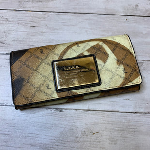 Primary Photo - BRAND: LAMB STYLE: WALLET COLOR: CREAM SIZE: MEDIUM OTHER INFO: AS IS SKU: 176-17684-45849