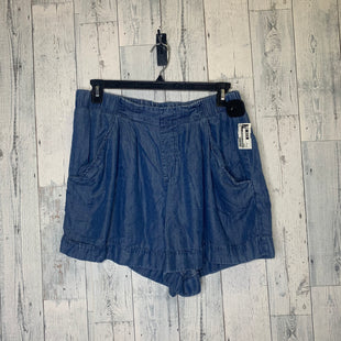 Primary Photo - BRAND: CATHERINE MALANDRINO STYLE: SHORTS COLOR: DENIM SIZE: 1X SKU: 176-176114-31944
