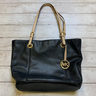 Primary Photo - BRAND: MICHAEL KORS STYLE: HANDBAG DESIGNER COLOR: BLACK SIZE: LARGE OTHER INFO: AS IS SKU: 176-176121-25073