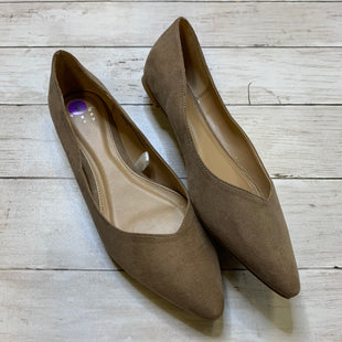 Primary Photo - BRAND: A NEW DAY STYLE: SHOES FLATS COLOR: TAN SIZE: 8 SKU: 176-176143-1351