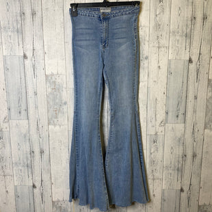 Primary Photo - BRAND:    CLOTHES MENTOR STYLE: JEANS COLOR: DENIM SIZE: S OTHER INFO: BLANK PAIGE - SKU: 176-176150-5268