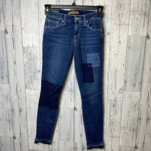 Primary Photo - BRAND: JOES JEANS STYLE: JEANS DESIGNER COLOR: DENIM SIZE: 2 OTHER INFO: NWT SKU: 176-176134-4100