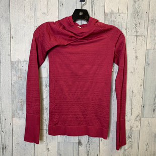 Primary Photo - BRAND: LULULEMON STYLE: ATHLETIC TOP COLOR: HOT PINK SIZE: 2 SKU: 176-176121-26095