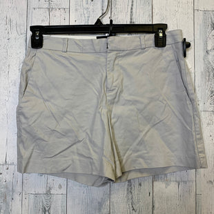 Primary Photo - BRAND: BANANA REPUBLIC STYLE: SHORTS COLOR: CREAM SIZE: 2 SKU: 176-17684-40838