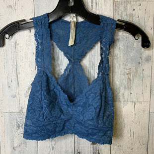 Primary Photo - BRAND: FREE PEOPLE STYLE: BRA COLOR: BLUE SIZE: S SKU: 176-176114-35939