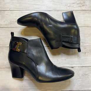 Primary Photo - BRAND: TORY BURCH STYLE: BOOTS DESIGNER COLOR: BLACK SIZE: 8 SKU: 176-176150-4559