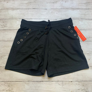 Primary Photo - BRAND: ADRIENNE VITTADINI STYLE: ATHLETIC SHORTS COLOR: BLACK SIZE: M SKU: 176-17641-38763