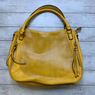 Primary Photo - BRAND: URBAN EXPRESSIONS STYLE: HANDBAG COLOR: YELLOW SIZE: LARGE SKU: 176-176124-25056