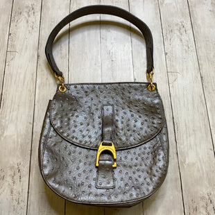 Primary Photo - BRAND: DOONEY AND BOURKE STYLE: HANDBAG DESIGNER COLOR: TAUPE SIZE: MEDIUM SKU: 176-17641-39065