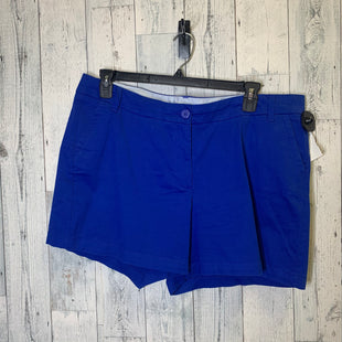 Primary Photo - BRAND: CROWN AND IVY STYLE: SHORTS COLOR: ROYAL BLUE SIZE: 16 SKU: 176-176140-2739