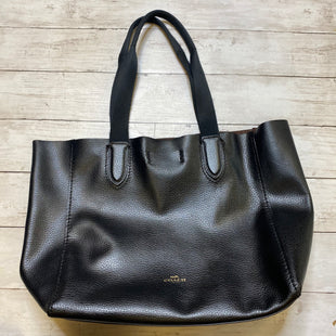 Primary Photo - BRAND: COACH STYLE: HANDBAG DESIGNER COLOR: BLACK SIZE: MEDIUM SKU: 176-176140-1729
