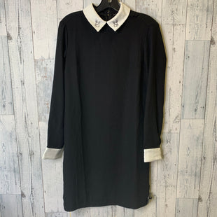 Primary Photo - BRAND: TARGET-DESIGNER STYLE: DRESS SHORT LONG SLEEVE COLOR: BLACK WHITE SIZE: XS OTHER INFO: VICTORIA BECKHAM SKU: 176-176134-4548