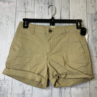 Primary Photo - BRAND: GAP STYLE: SHORTS COLOR: TAN SIZE: 4 SKU: 176-176124-24741