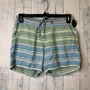 Primary Photo - BRAND: TOMMY HILFIGER STYLE: SHORTS COLOR: BLUE GREEN SIZE: XS SKU: 176-176114-36420