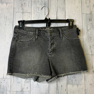 Primary Photo - BRAND: UNIVERSAL THREAD STYLE: SHORTS COLOR: CHARCOAL SIZE: 4 SKU: 176-17641-39719