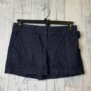 Primary Photo - BRAND: LOFT STYLE: SHORTS COLOR: DENIM SIZE: 0 SKU: 176-176114-37067