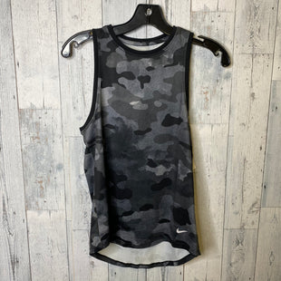Primary Photo - BRAND: NIKE APPAREL STYLE: ATHLETIC TANK TOP COLOR: BLACK SIZE: XS SKU: 176-176124-23374