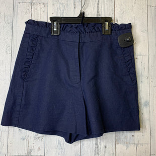 Primary Photo - BRAND: J CREW STYLE: SHORTS COLOR: NAVY SIZE: 0 SKU: 176-176140-2437