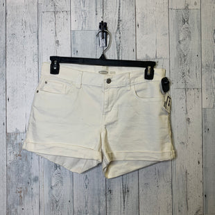 Primary Photo - BRAND: OLD NAVY STYLE: SHORTS COLOR: CREAM SIZE: 8 SKU: 176-176124-26066