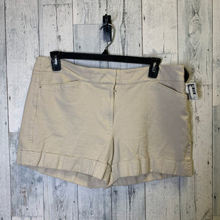 Primary Photo - BRAND: WHITE HOUSE BLACK MARKET STYLE: SHORTS COLOR: TAN SIZE: 16 SKU: 176-176114-33286