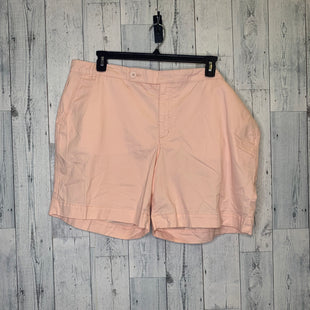 Primary Photo - BRAND: STYLE AND COMPANY STYLE: SHORTS COLOR: PINK SIZE: 20 SKU: 176-176110-31170