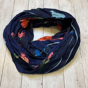 Primary Photo - BRAND: LOFT STYLE: SCARF COLOR: NAVY SKU: 176-17684-43387