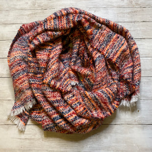 Primary Photo - BRAND: FREE PEOPLE STYLE: SCARFCOLOR: ORANGE BLUE SKU: 176-176121-23142