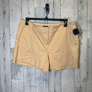 Primary Photo - BRAND: ANN TAYLOR STYLE: SHORTS COLOR: PEACH SIZE: 16 SKU: 176-17684-40247