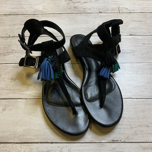 Primary Photo - BRAND: UGG STYLE: SANDALS FLAT COLOR: BLACK SIZE: 6 SKU: 176-17684-47986
