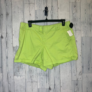 Primary Photo - BRAND: MAURICES STYLE: SHORTS COLOR: GREEN SIZE: 18 SKU: 176-176124-24301